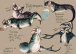 Realstic Vaporeon by Leashe