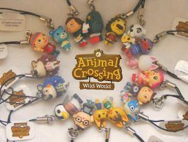 Animal Crossing Charms by o-incantrix-o
