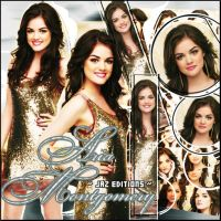 Aria Montgomery Blend by StereoHeartSwag