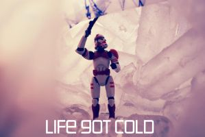 Life Got Cold by indieferdie
