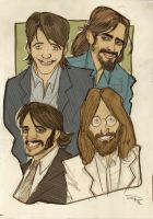 The Beatles - Abbey Road by DenisM79