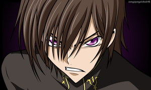 Lelouch: You Bastard by zomgspongelolbob48