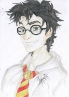 Harry Potter by keishapj