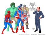 TLIID 293. Agent Coulson and 70's Marvel TV by AxelMedellin