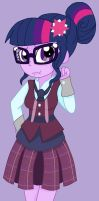 Human World Twilight (Crystal Prep)2 by purplelover7