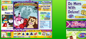 My Halloween Letter From Webkinz by Angelicsweetheart