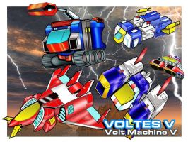 Volt Machine V by bdy