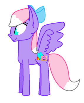 (Contest Entry) Rainbow Biscuit by mlpprincessalpha