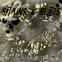Set 12 - Stains and Blots by pange
