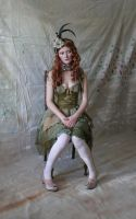 Green Rag Doll 5 by mizzd-stock