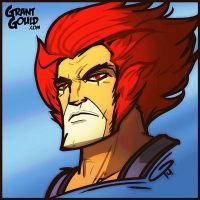 THUNDERCATS: Lion-O by grantgoboom