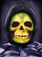 Masters of the Universe - Skeletor by PennNorris