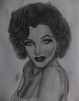 My Marilyn by VerdandiSkuld