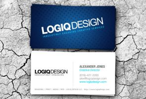 Logiq Business Cards by logiqdesign