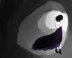 Xion in a dress by that-duck-witha-hat