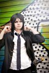 K Project - Black Dog by NeeYumi