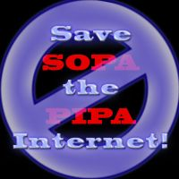 Stop SOPA PIPA by DelilahSassyChick