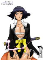 soi fon by powerman2000