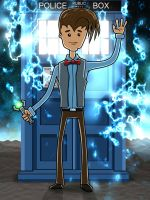 The 11th Doctor by Rennis05