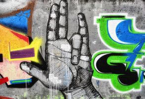 Graffiti Twenty Two by ScorpiiLupi