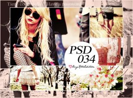 PSD 034 by OmgKltzEdition