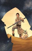Rey by JeremyColwell