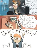 DONCAMATIC by irsaona