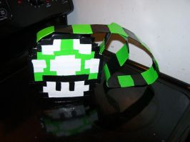 One up duct tape purse by epitomexofxme