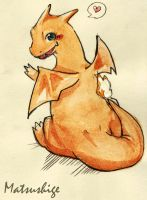 Tawri's Charizard by PokeShoppe