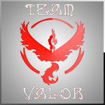 And another for Team Valor! Let's Catch Them All! by FabioRosado