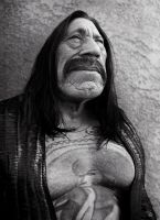 Danny Trejo by RedLogan