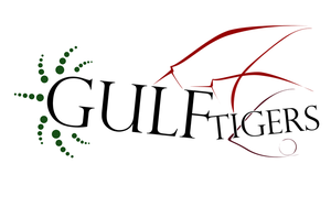 Gulf Tigers Logo by XOLGY