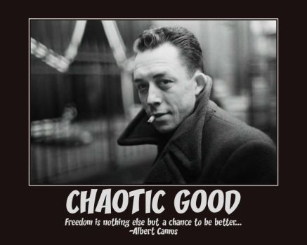 Chaotic Good by MissMuffinTop