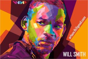Will Smith (IM LEGEND) by Kutilang21