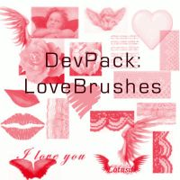 MegaDev Pack: Love by lotusii
