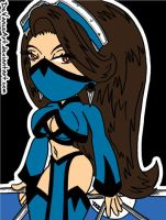 Kitana2 by DeVanceArt
