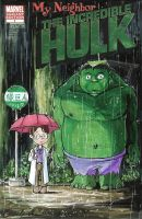 My Neighbor The Incredible Hulk by GuanlinChen