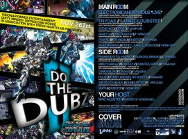 Do The Dubz 2 Flyer by Shadow-Park
