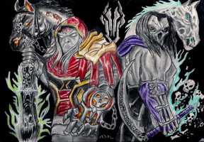 Darksiders by PharmArtist