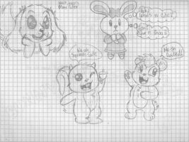 Who is cute? by davidcool1989