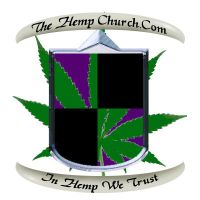 The Hemp Church Logo by thatdomguy