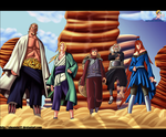 the Kages by Master-Majidosse