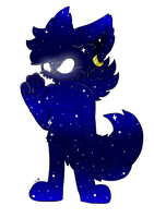 Galactic Dreamer by dreamer-the-wolf-3