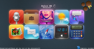 """Theme"" Dulce HD Released 2.0 by ChikenArt"