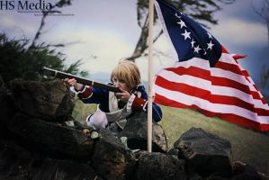 APH: Revolutionary America 3 by J-JoCosplay
