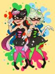 Squid Sisters by SpottyHiro