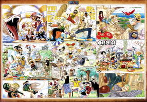 One Piece - Multifarious Life by Sasuke0pro