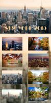 NEW YORK - 2015 CALENDAR by NEOkeitaro