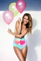 Tricolor Balloons by abclic