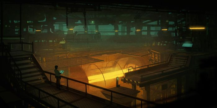 factory by neeph22